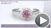 Sapphire Ring Video