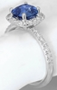 and ring blue white leaf products sapphire jade diamond sparkle marquise gold design large genuine