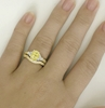 Contoured Engraved Band in 14k yellow gold for item SYR-106 - 102935-Y