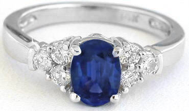 Classic Sapphire Rings